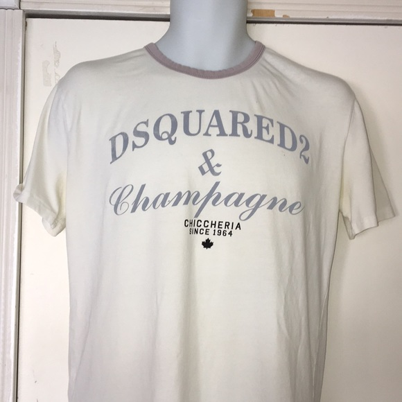 2 Shirts Mens Tshirt White Poshmark Shirt Dsquared EqC7dE